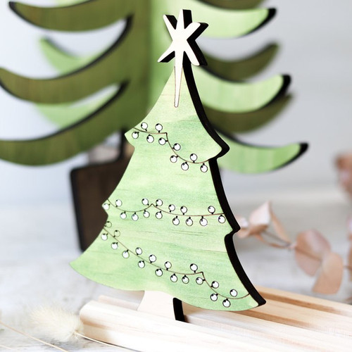 Let Them Play Storyscene Christmas Tree