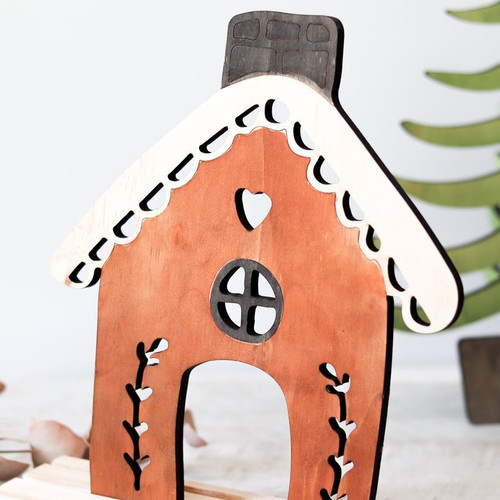 Let Them Play Storyscene Gingerbread House