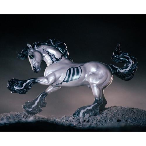 Breyer Traditional Thriller Halloween Horse 2021