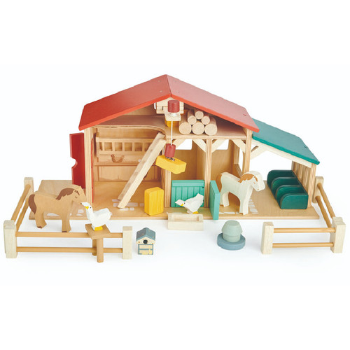 Tender Leaf Toys Farm