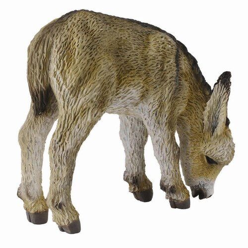 CollectA Donkey Foal Grazing