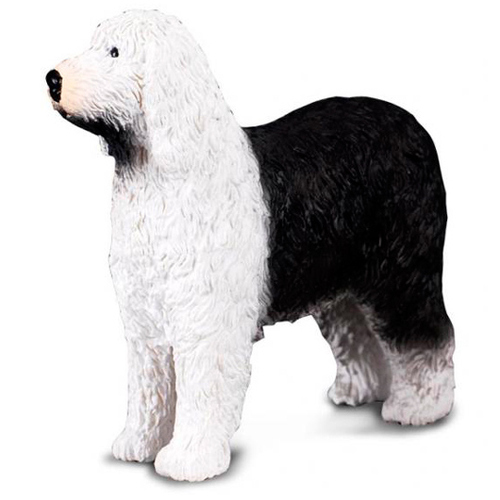 CollectA Old English Sheepdog