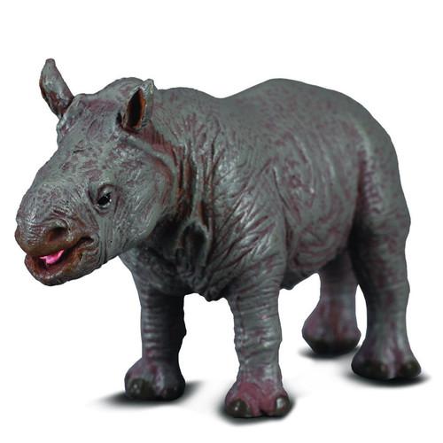 CollectA White Rhinoceros Calf