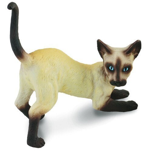 CollectA Siamese Cat Stretching