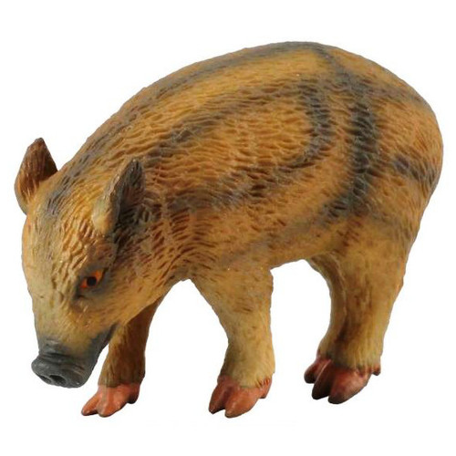 CollectA Wild Piglet Grazing