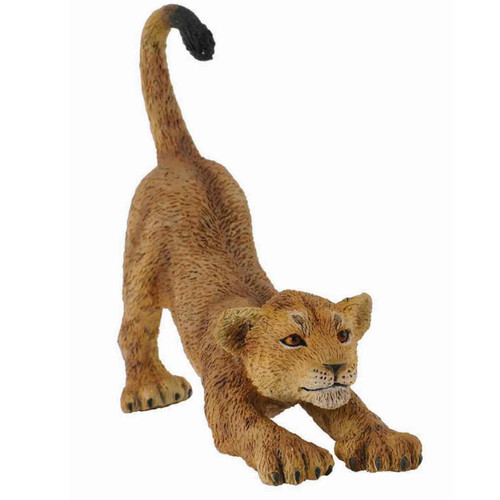 CollectA African Lion Cub Stretching