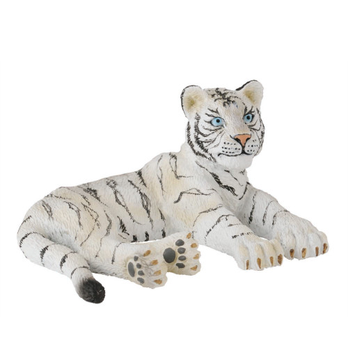 CollectA White Tiger Cub Lying