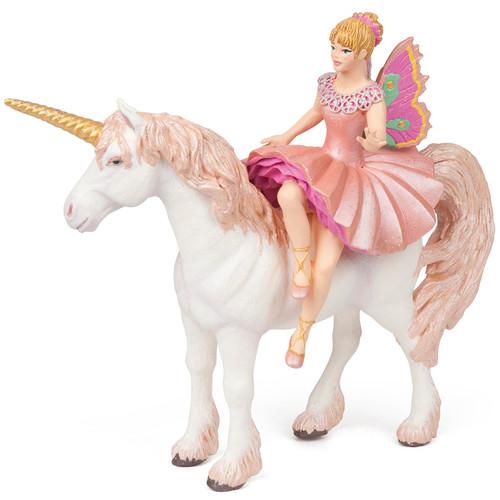 Papo Elf Ballerina and Unicorn