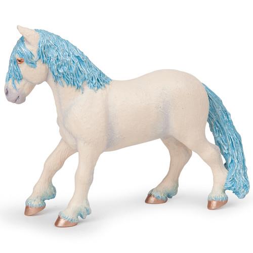 Papo Fairy Pony Blue