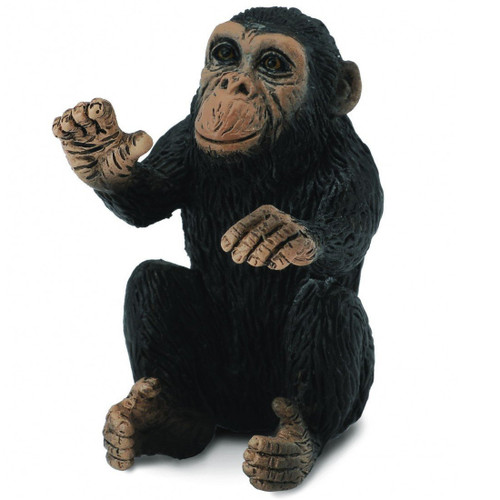 CollectA Chimpanzee Cub Hugging