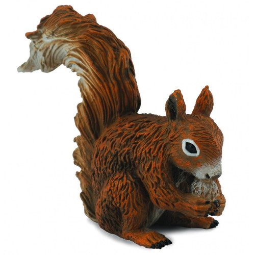 CollectA Red Squirrel Eating