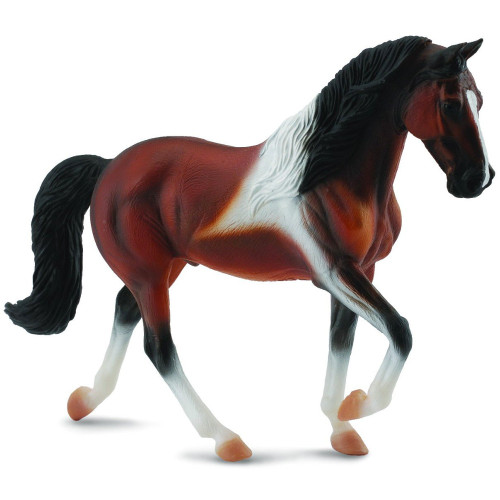CollectA Tennessee Walking Stallion Bay Pinto