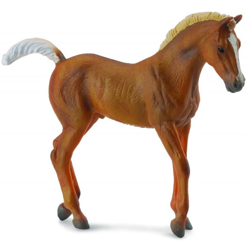 CollectA Tennessee Walking Foal Chestnut