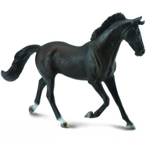 CollectA Thoroughbred Mare Black