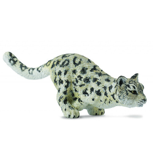 CollectA Snow Leopard Cub Running