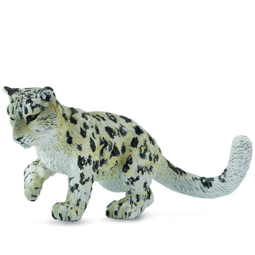 CollectA Snow Leopard Cub Playing