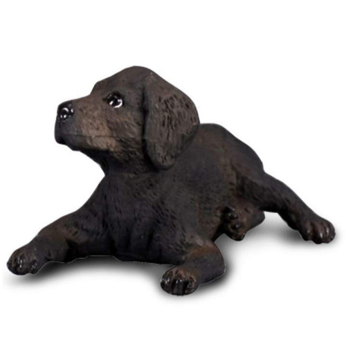 CollectA Black Labrador Retriever Puppy