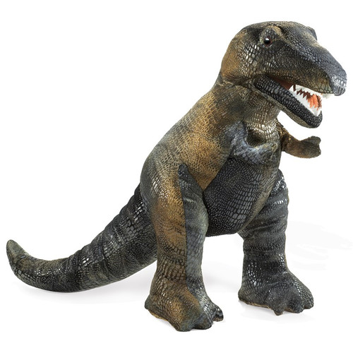 Dinosaur TRex Hand Puppet Small