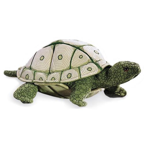 Tortoise Puppet