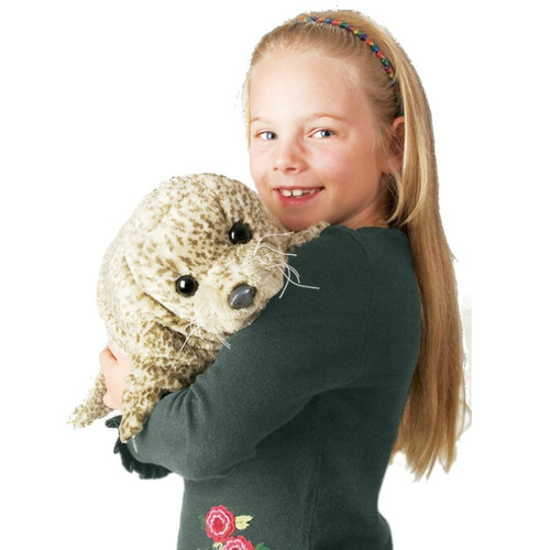 Folkmanis Harbour Seal Hand Puppet
