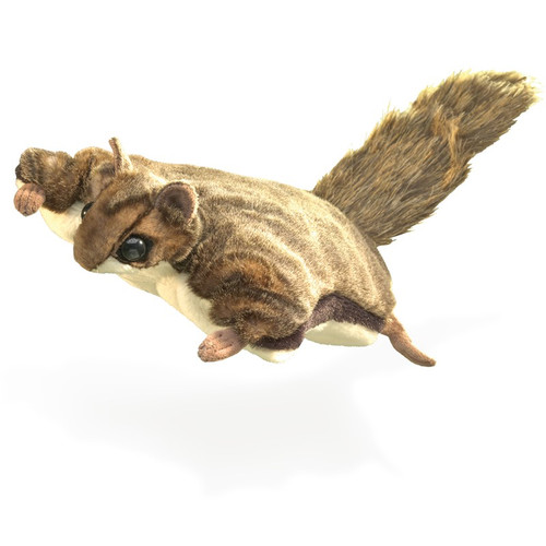 Folkmanis Flying Squirrel Hand Puppet