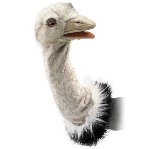 Ostrich Stage Puppet