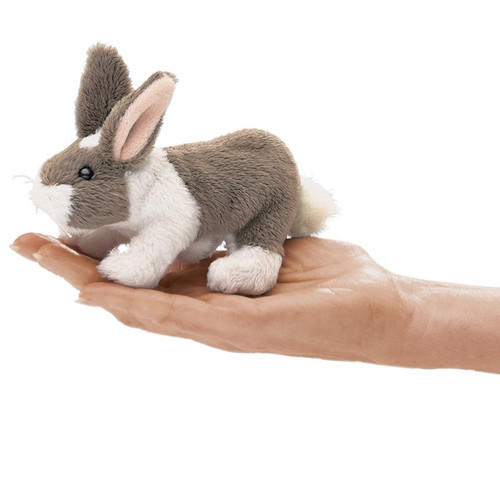 Bunny Rabbit Finger Puppet