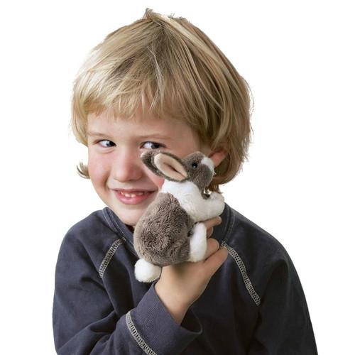 Bunny Rabbit Finger Puppet