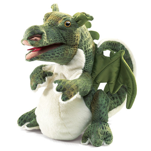 Dragon Baby Puppet