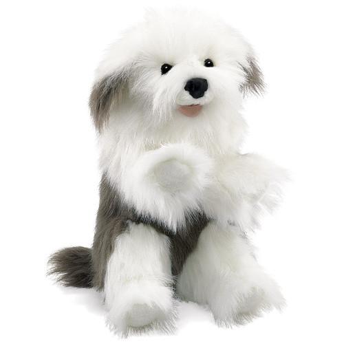 Sheepdog Hand Puppet