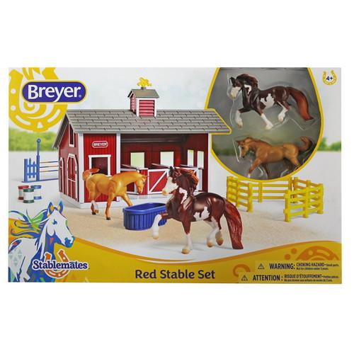 Breyer Red Stable packaging
