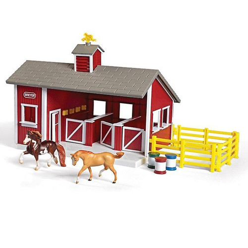 Breyer Red Stable