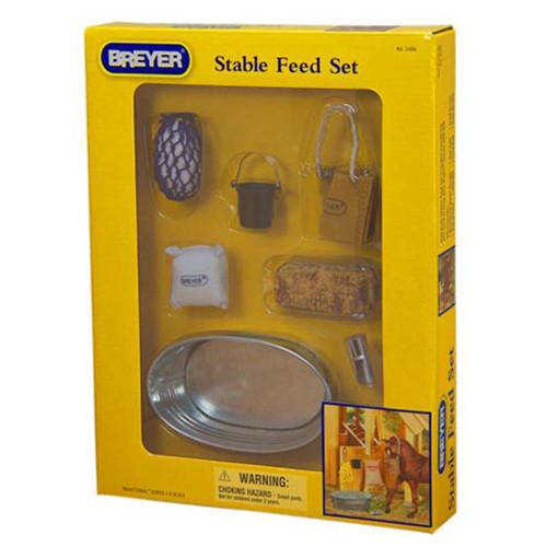 Breyer Stable Feed Set packaging