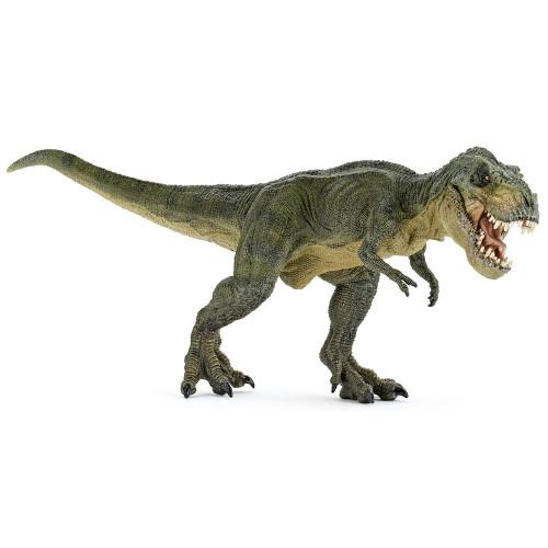 Papo T-Rex Green Running