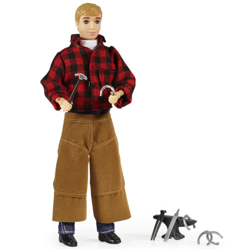 Breyer Farrier with Tools traditional size