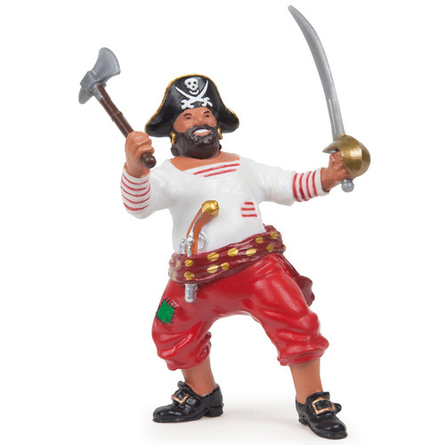 Papo Pirate with Axe