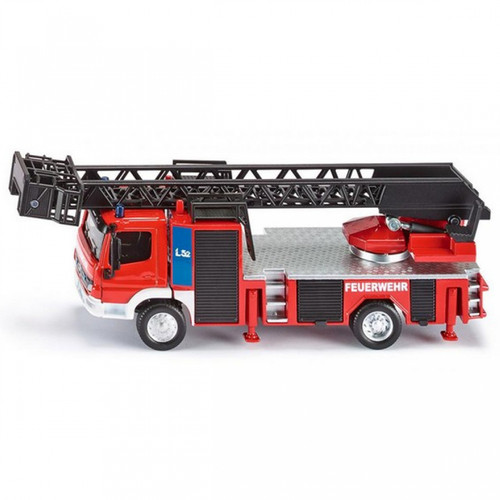 Fire Engine with Ladder 1:50 Scale