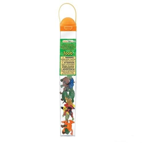 Safari Ltd Frogs & Turtles Toob