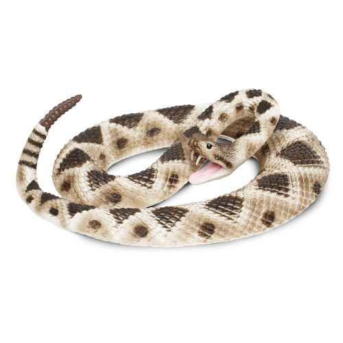 Safari Ltd Eastern Diamondback Rattlesnake IC
