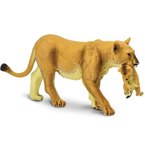 Safari Ltd Lioness with Cub