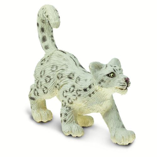 Safari Ltd Snow Leopard Cub