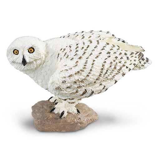 Safari Ltd Snowy Owl