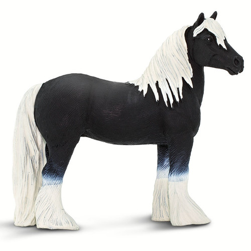 Safari Ltd Gypsy Vanner Stallion