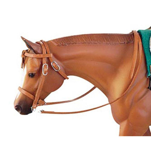 Breyer Western Show Bridle for traditional size. Horse not included.
