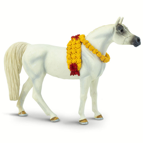 Safari Ltd Arabian Mare White