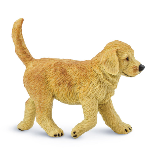 Safari Ltd Golden Retriever Puppy