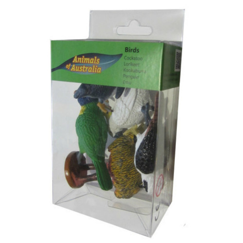 Science and Nature Box of Birds