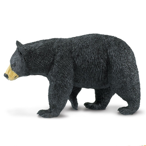 Safari Ltd Black Bear Jumbo