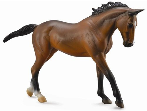 CollectA Thoroughbred Mare Bay Deluxe Scale