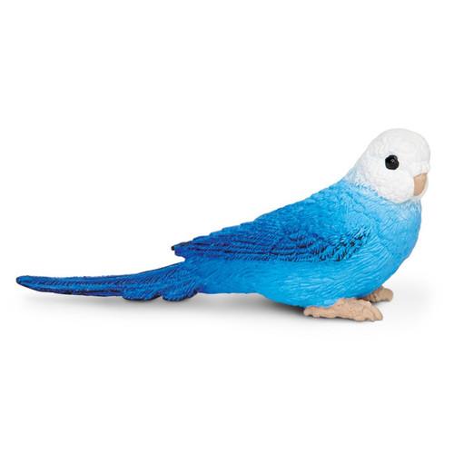 Safari Ltd Budgie Blue